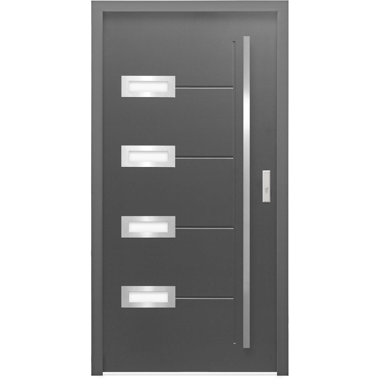 haust r thermospace madrid 110 x 210 cm anthrazit anschlag rechts kaufen bei obi. Black Bedroom Furniture Sets. Home Design Ideas