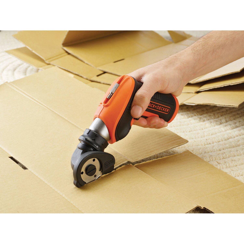 black decker universalschneider aufsatz csca3 f r 3 6 v akkuschrauber kaufen bei obi. Black Bedroom Furniture Sets. Home Design Ideas