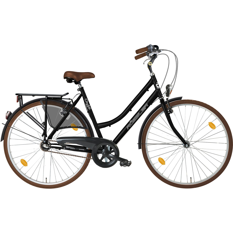 a44c41a683 Rössler City-Fahrrad 3-Gang Shimano Nexus 28