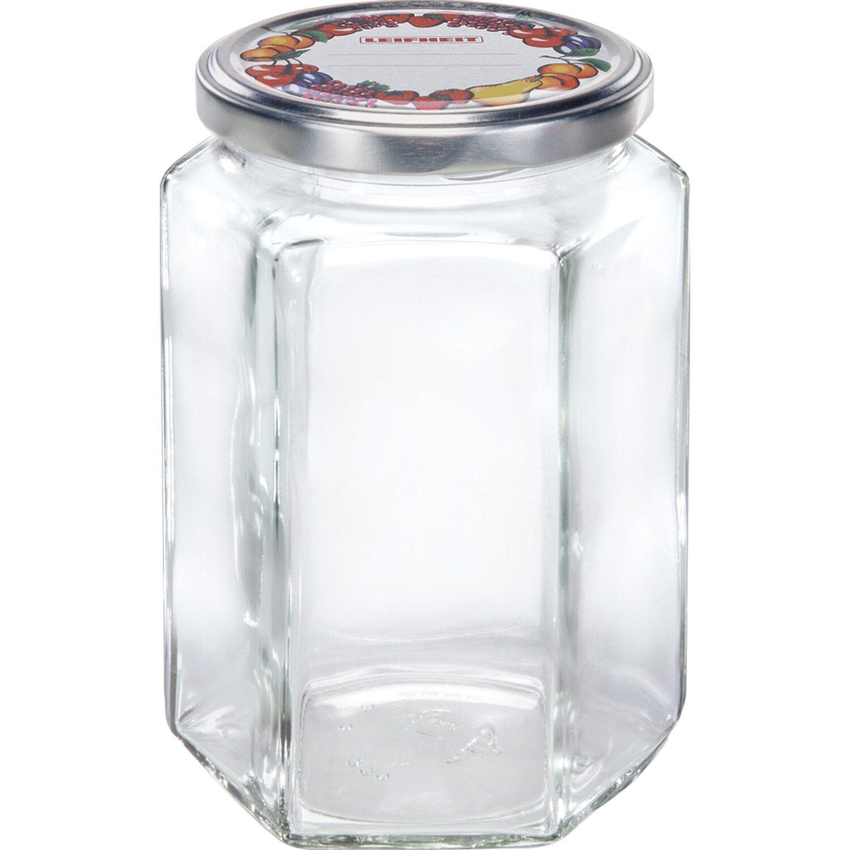 Leifheit Sechskantglas 770 ml