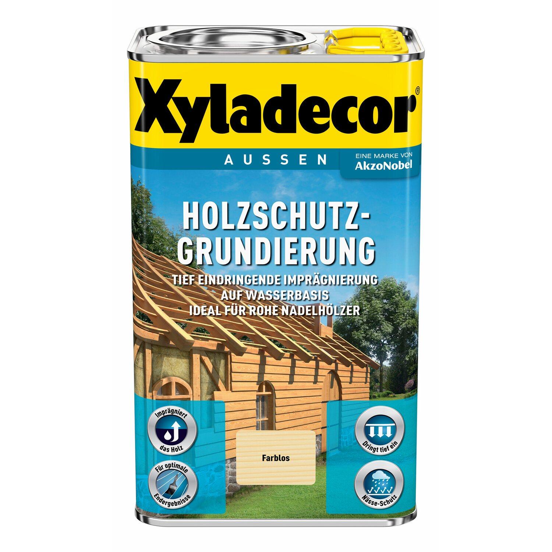 xyladecor holzschutz-grundierung transparent 750 ml kaufen bei obi