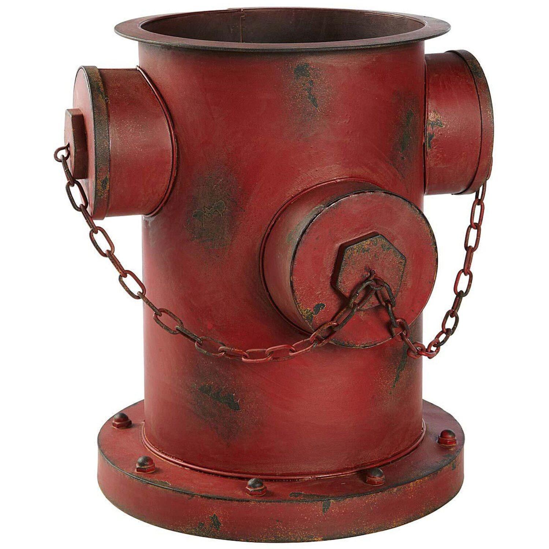 best of home blumentopf hydrant rot kaufen bei obi