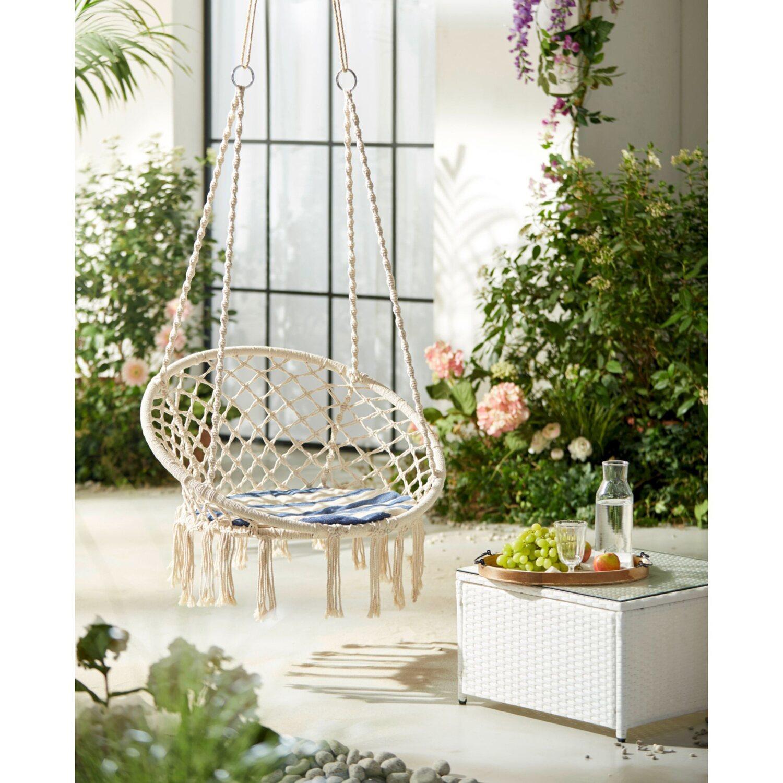 miavilla h ngesessel luna natur kaufen bei obi. Black Bedroom Furniture Sets. Home Design Ideas