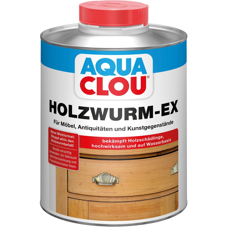 CLOU Aqua Clou Holzwurm-Ex Transparent 750 ml