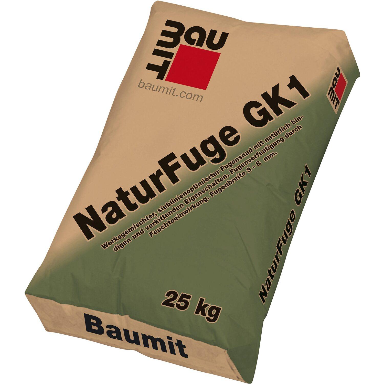 baumit naturfuge gk1 25 kg kaufen bei obi