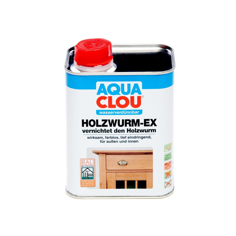 CLOU Aqua Clou Holzwurm-Ex Transparent 2,5 l