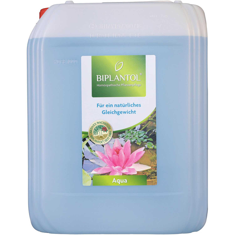 Biplantol Hilfe für belastete Gewässer Aqua 10 l