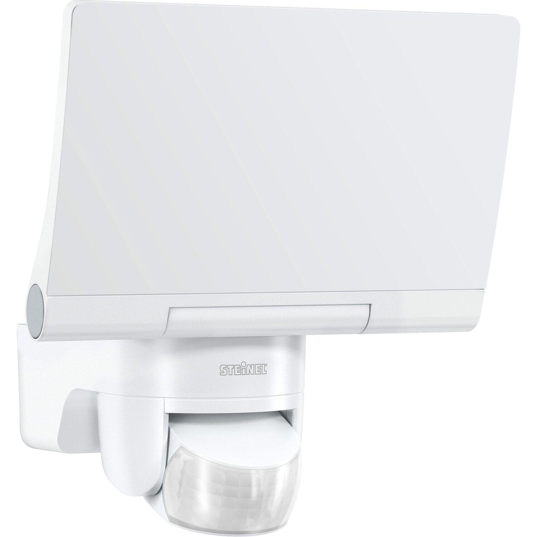Steinel LED Strahler EKK: A - A++ mit Bewegungsm. XLED home 2 Weiß SmartHome