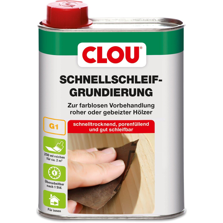 clou schnellschleif-grundierung transparent 250 ml kaufen bei obi