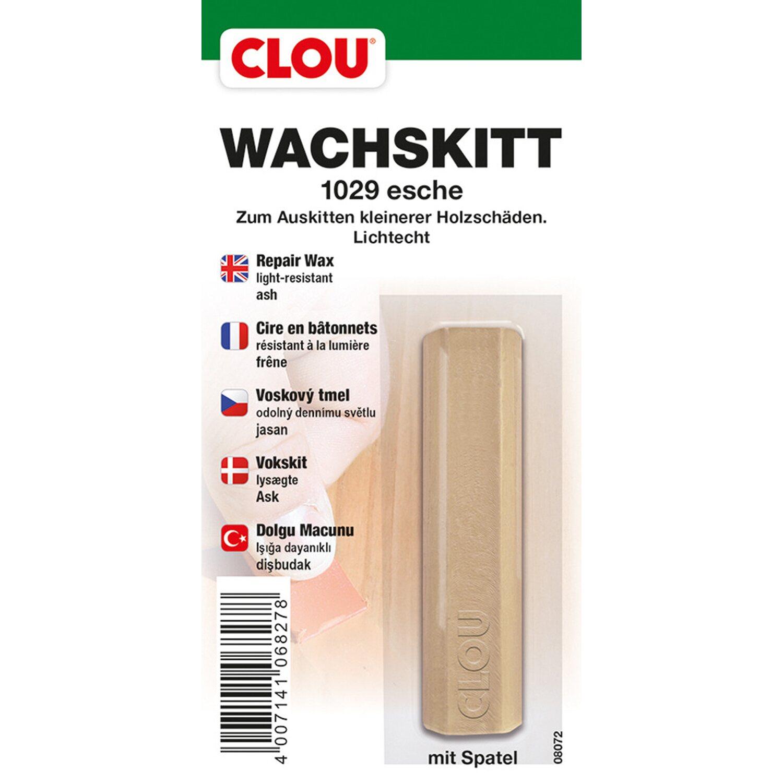 Clou Wachskitt Esche