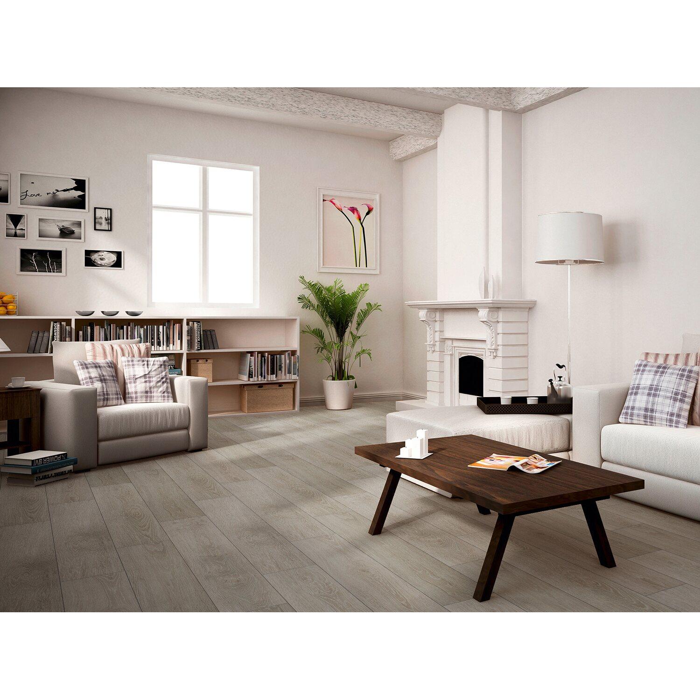 click vinyl eiche grau kaufen bei obi. Black Bedroom Furniture Sets. Home Design Ideas