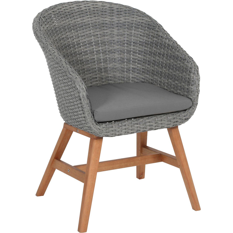 Gartenstühle holz grau  Gartenstühle online kaufen bei OBI