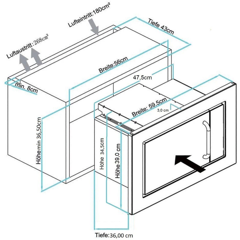 einbau mikrowelle 50 cm aeg with einbau mikrowelle 50 cm simple einbau mikrowelle cm top. Black Bedroom Furniture Sets. Home Design Ideas