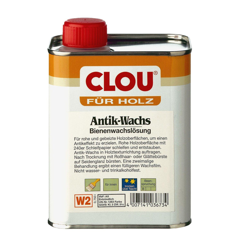 CLOU Clou Antik-Wachs Flüssig 750 ml
