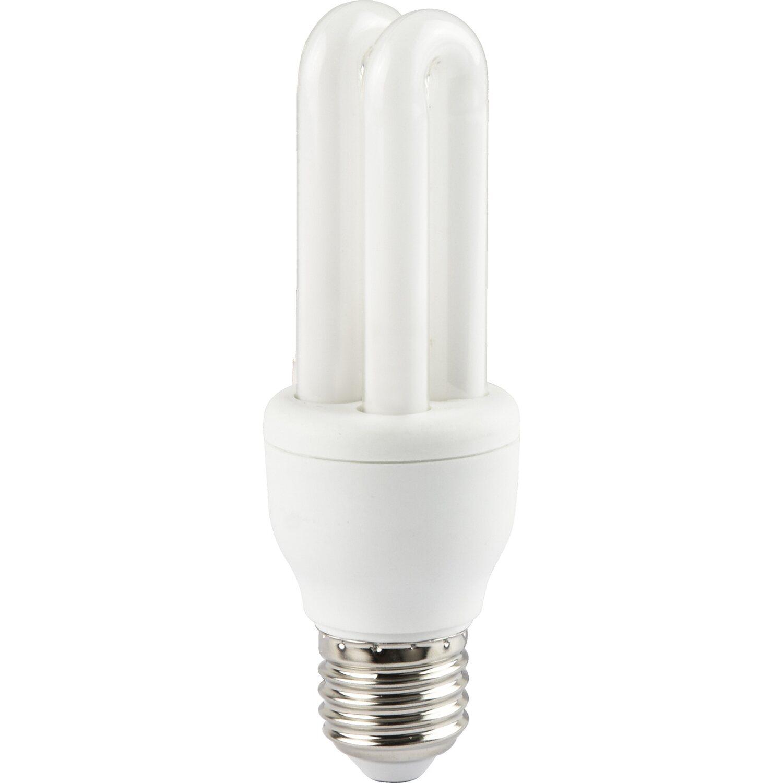 CMI Energiesparlampe E27 / 9 W (440 lm) Warmwei...