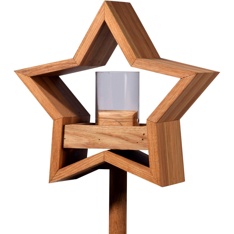 futterstelle stern f r v gel mit futter silo und st nder 30 x 14 x 152 cm kaufen bei obi. Black Bedroom Furniture Sets. Home Design Ideas