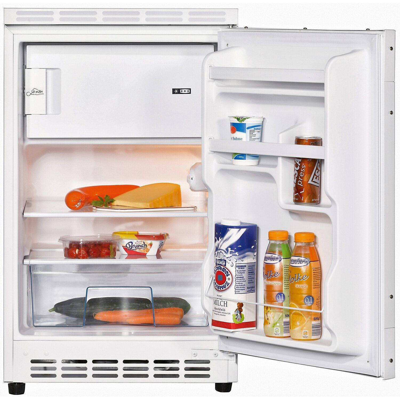 Singleküche obi  Respekta Küchenzeile KB150WWMI 150 cm Weiß kaufen bei OBI