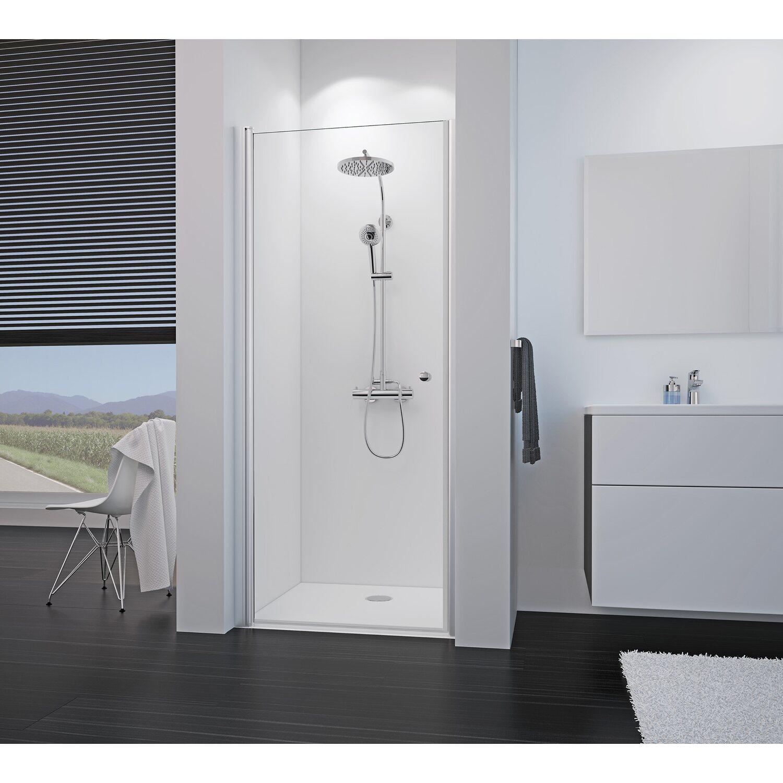 breuer dreht r f r nische elana 8 anschlag rechts chrom 80 cm kaufen bei obi. Black Bedroom Furniture Sets. Home Design Ideas
