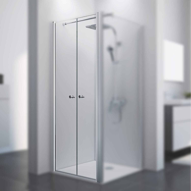 breuer pendelt r f r seitenwand elana 8 silber matt 80 cm kaufen bei obi. Black Bedroom Furniture Sets. Home Design Ideas