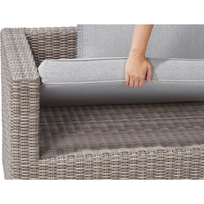 obi lounge gruppe olea ii 5 tlg grau kaufen bei obi. Black Bedroom Furniture Sets. Home Design Ideas