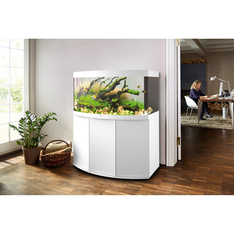 Juwel Aquarium Set Vision Led Weiss 260 L Kaufen Bei Obi