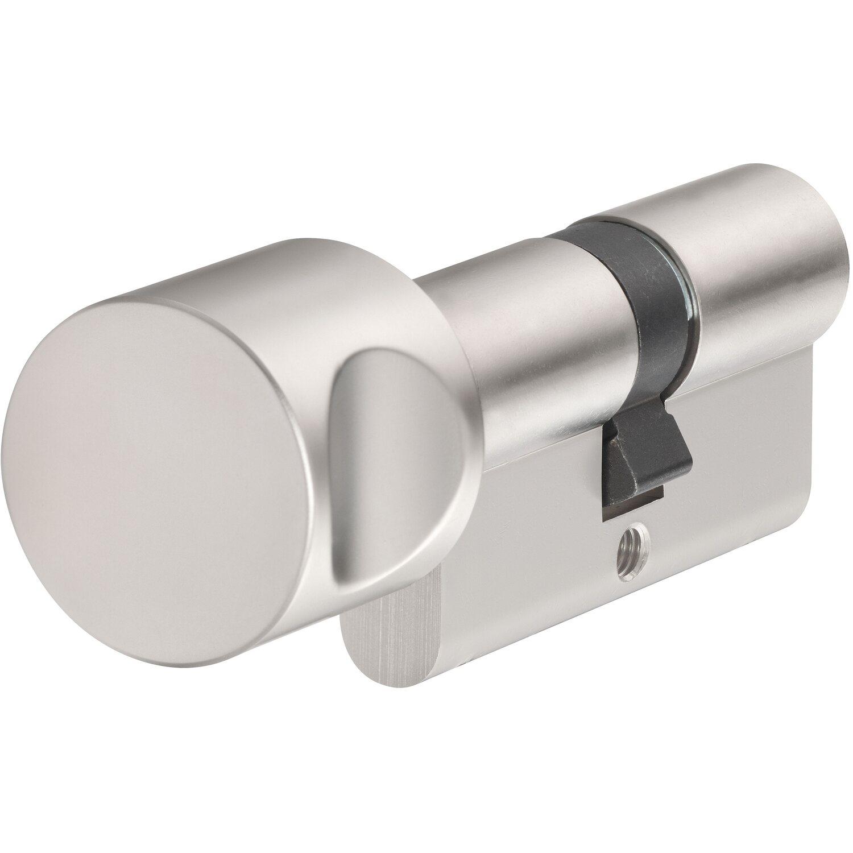 Abus  Profilzylinder mit Knauf KE20NP Z30/K30