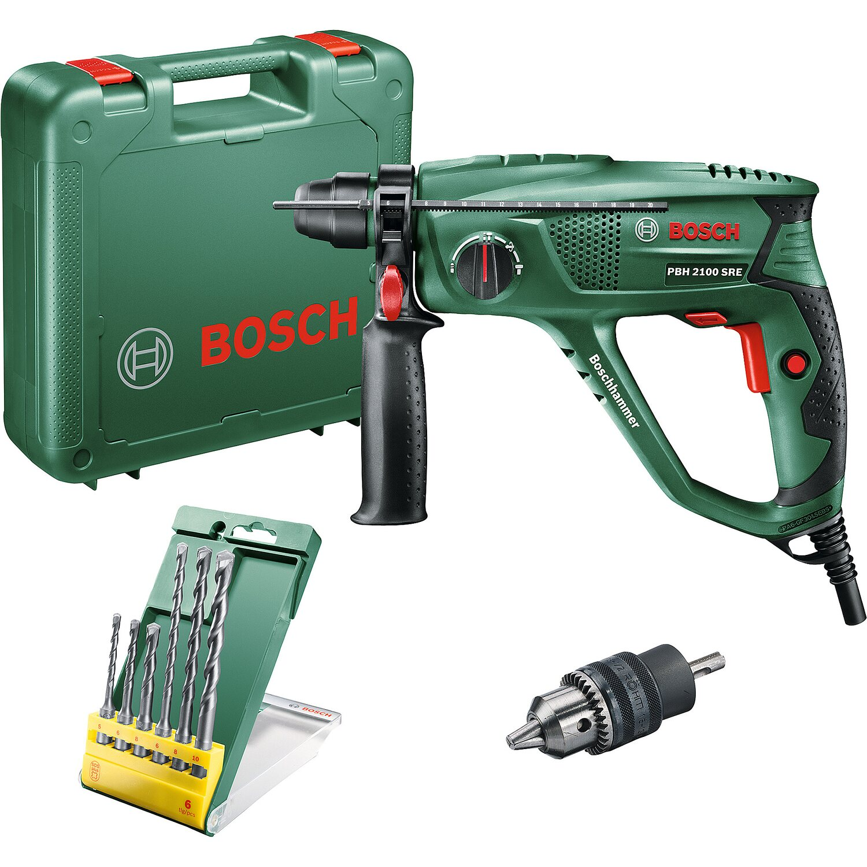 Berühmt Bosch Bohrhammer PBH 2100 SRE inkl. SDS-plus-Set kaufen bei OBI BI52