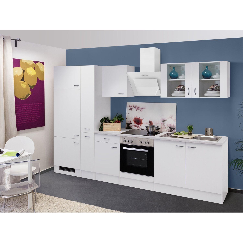 flex well classic k chenzeile wito 300 cm wei kaufen bei obi. Black Bedroom Furniture Sets. Home Design Ideas