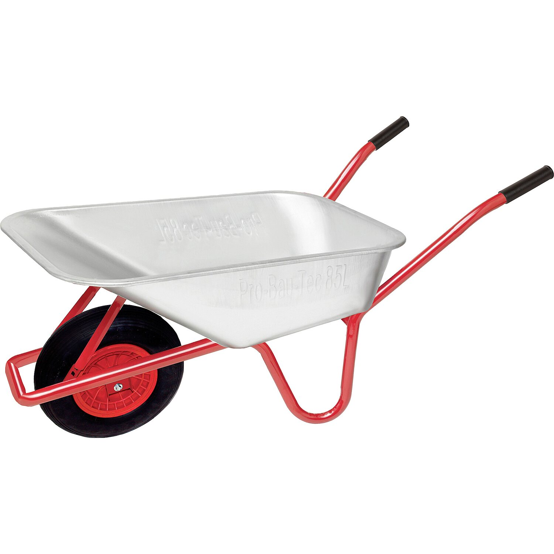 Garten- & Bauschubkarre 85 l 160 kg Tragkraft