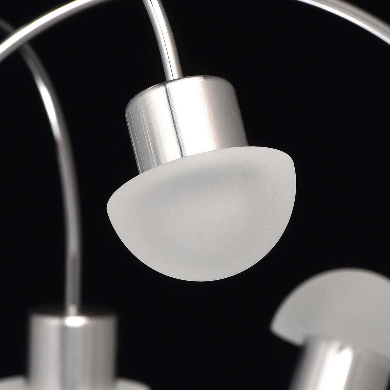 LED-Deckenleuchte Vega 12-flammig 36 W Chrom EEK: A-A++ kaufen bei OBI