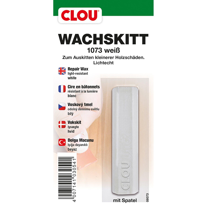 Clou Wachskitt Weiß