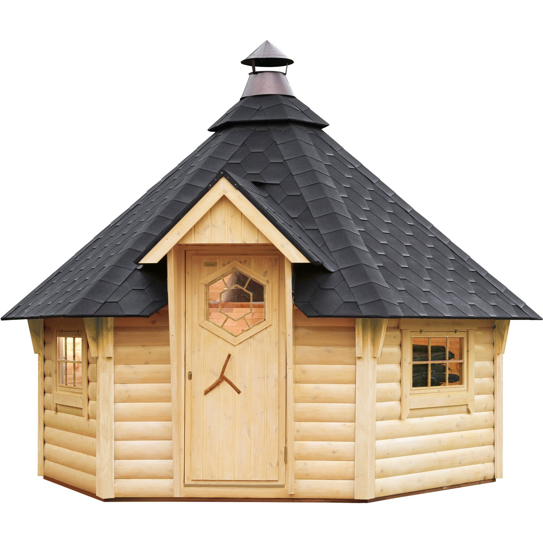 Grillkota Mit Sauna