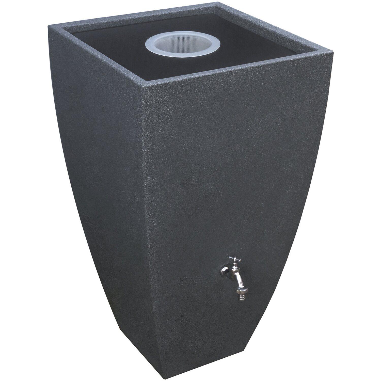aqua-king oberirdischer speicher modena 200 l black granit kaufen