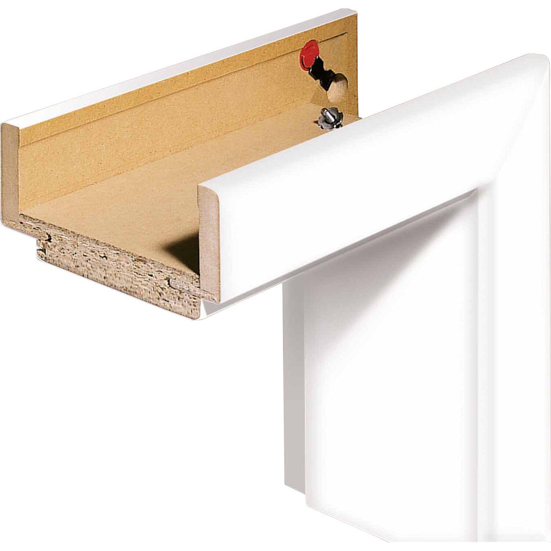 zarge cpl wei rundkante 98 5 cm x 211 cm x 20 cm anschlag rechts kaufen bei obi. Black Bedroom Furniture Sets. Home Design Ideas