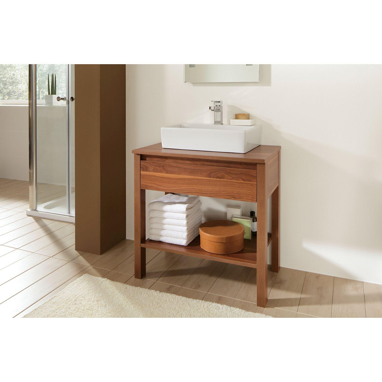 obi waschbeckenunterschrank avio nussbaum nachbildung. Black Bedroom Furniture Sets. Home Design Ideas