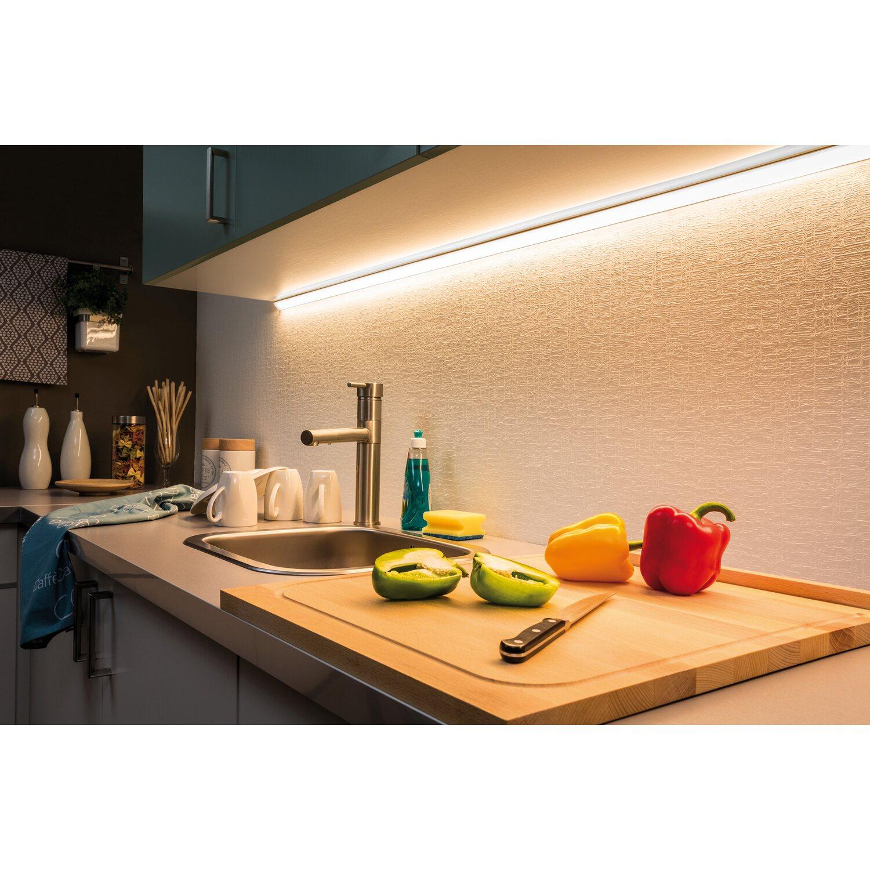 Paulmann LED-Strip Basis-Set 19 MaxLED 19 m Warmweiß EEK: A-A++
