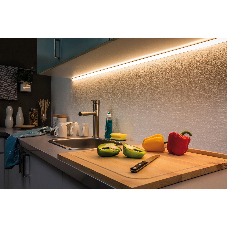 paulmann led strip basis set 500 maxled 3 m warmwei. Black Bedroom Furniture Sets. Home Design Ideas