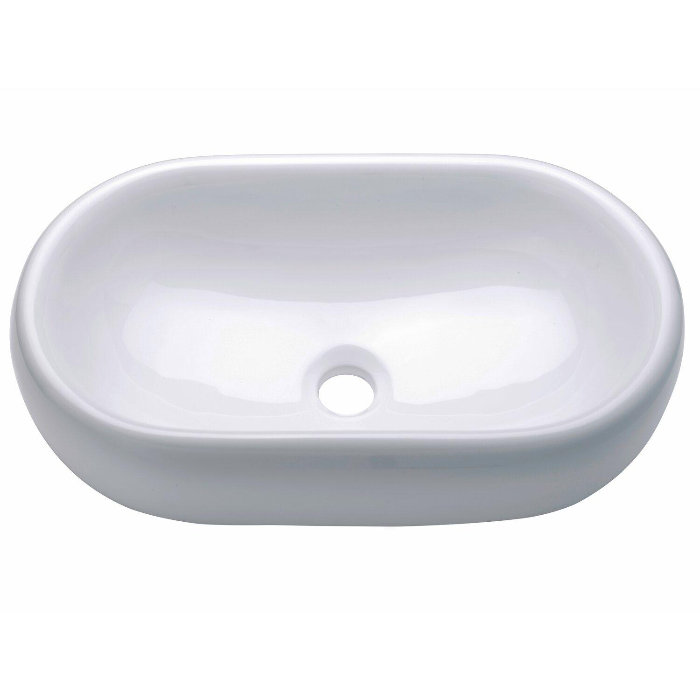 OBI Aufsatzwaschbecken Arvo