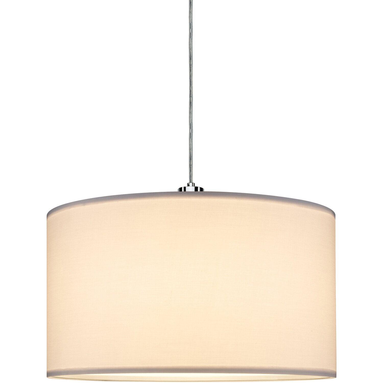 Paulmann URail Lampenschirm 2Easy Tessa Ø 45,4 cm Weiß kaufen bei OBI
