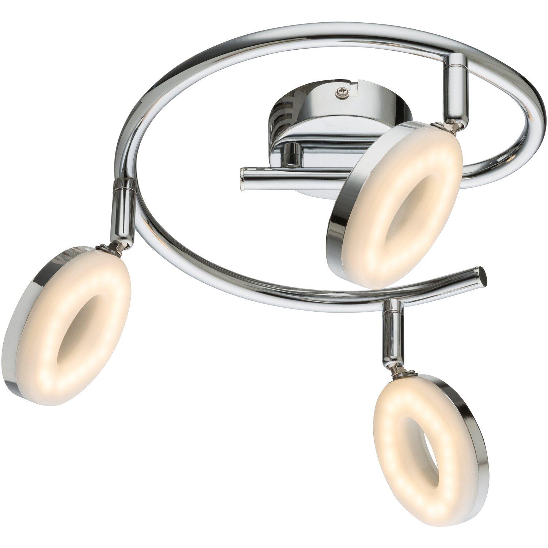 Globo LED-Spot PENELOPE Chrom EEK: A