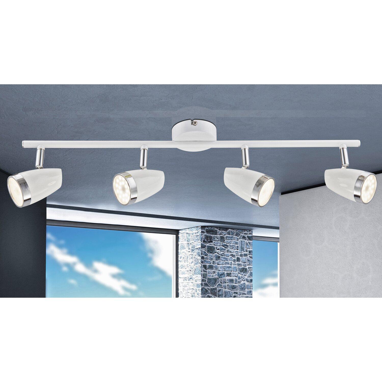 Globo LED-Spot MINOU Weiß EEK: A