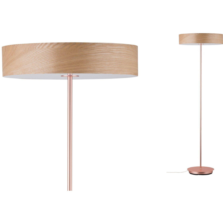 Fabelhaft Stehlampe Kupfer Dekoration Von Paulmann