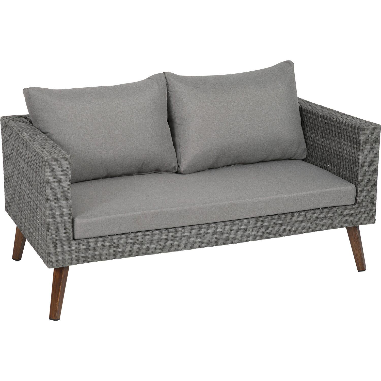 greemotion sofa gomera 2 sitzer inkl sitz und ruckenkissen
