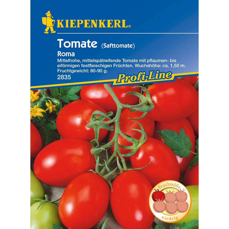 kiepenkerl profi line tomaten roma kaufen bei obi. Black Bedroom Furniture Sets. Home Design Ideas