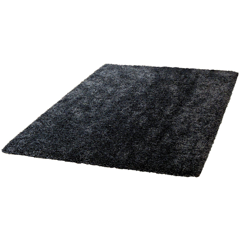 Obi teppich oviedo anthrazit 140 cm x 200 cm kaufen bei obi - Anthrazit teppich ...