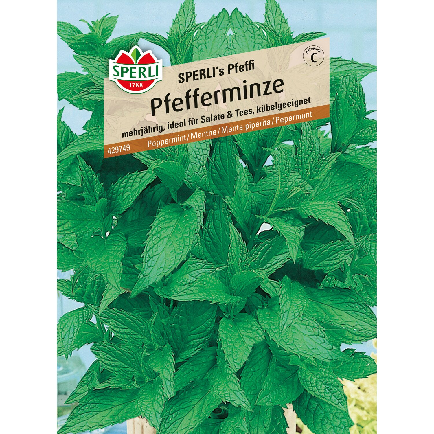 Sperli Pfefferminze Sperlis Pfeffi