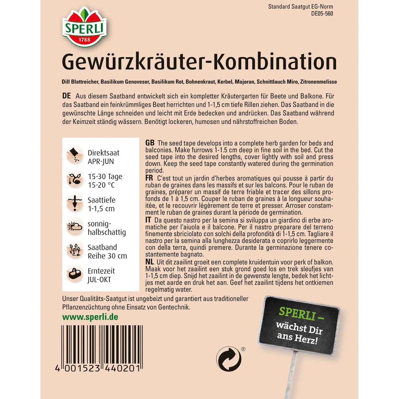 """sperli kräutermischung """"gewürzkräuter-kombination"""" kaufen bei obi"""