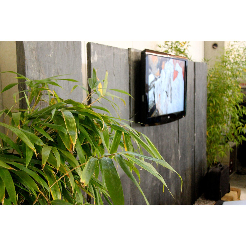 schieferplatte taco mit sockel kaufen bei obi. Black Bedroom Furniture Sets. Home Design Ideas