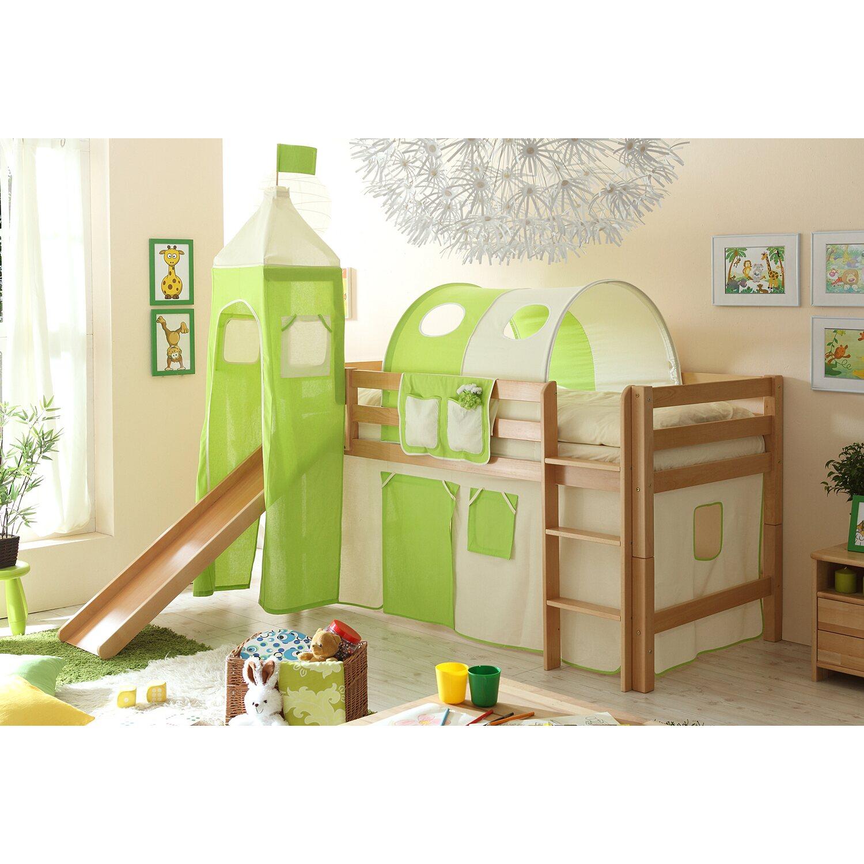 hochbett mit rutsche buche perfect mit rutsche wei afdecker in hochbett mit rutsche wei with. Black Bedroom Furniture Sets. Home Design Ideas