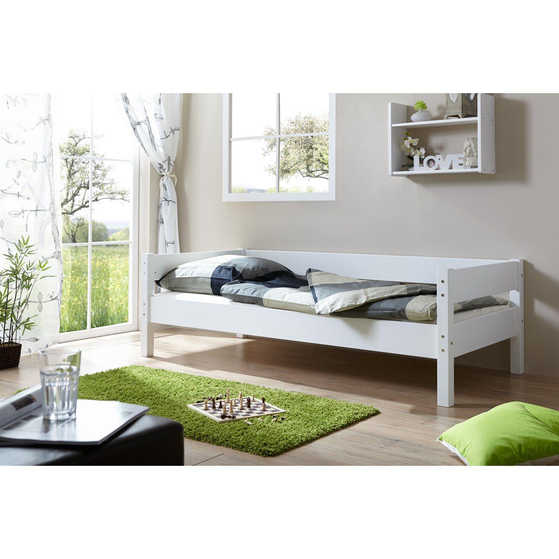 Fabelhaft Einzelbett Weiß Foto Von Robby Buche Weiß